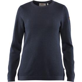 Fjällräven High Coast Sweater Damer, blå